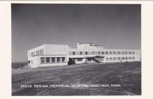 RP: Salve Regina Memorial Hospital, HASTINGS, Minnesota, 1940-50s