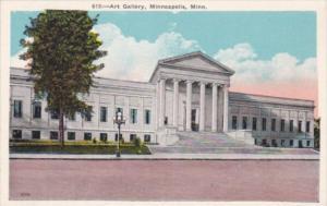Minnesota MInneapolis The Art Gallery