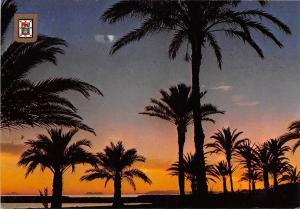 Spain Las Palmas de Gran Canaria Atardecer Sunset