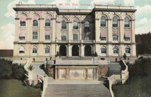 BOROUGH BRONX, New York, 1900-10s; City Hall