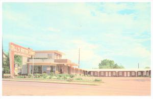 3069 AL Tuscaloosa 1950's  Dills Motor Court Motel