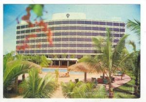 Thailand, PU-1971   Pattaya Palace Hotel, Pattaya Beach