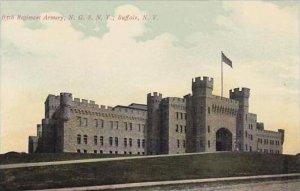 New York Buffalo 65th Regiment Armory N G S N Y