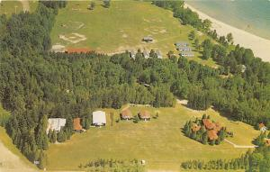 Carsonville Michigan~Camp Ozanam (St Vicent DePaul Society of Detroit)~1969 Pc