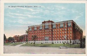 Minnesota Rochester Saint Marys Hospital