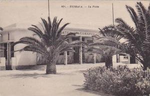 Fedhala ( now Mohammédia (Arabic: المحمدية, Al-Muhammadia) , Morocco...