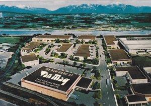New Home of Van. Mag. , Richmond , B.C. , Canada , 50-80s