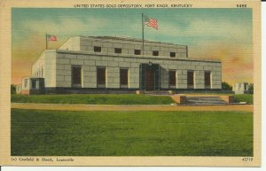 Fort Knox, Kentucky, United States Gold Depository