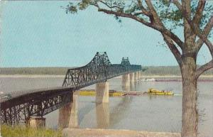 Mississippi Vicksburg Mississippi River Bridge