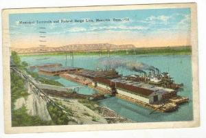Municipal Terminals & Federal Barge Line,Memphis,TN'28