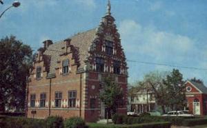 Zwaanendael House Lewes DE Unused