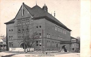 Town HallLeominster, Massachusetts