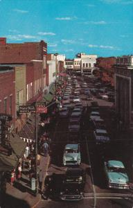 Downtown Shopping Area , HICKORY , North Carolina , 50-60s #2