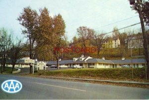 YANKEE TRAVELER MOTEL Rt. 2 in Town - ST. JOHNSBURY One of Vermont's Newest