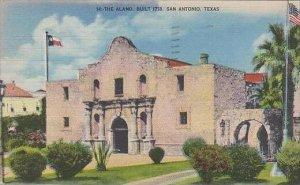 Texas San Antonio 14 The Alamo Built 1718