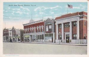 Iowa Newton South Side Square