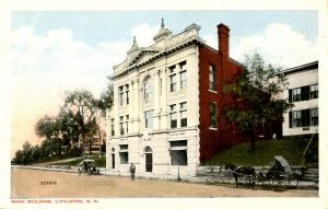 NH - Littleton. Bank Building