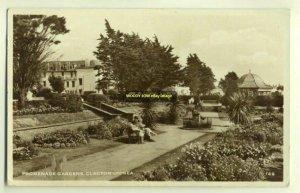 tp2727 - Promenade Gardens , Clacton-on-Sea , Essex - postcard