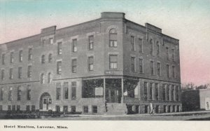 LUVERNE , Minnesota, 1900-10s , Hotel Manitou