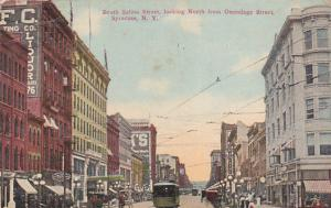South Salina Street , SYRACUSE , New York , PU-1911