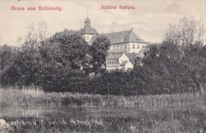 Gruss aus SCHLESWIG , Germany , PU-1907 ; Schloss Gottorp
