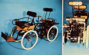 1896 Hagenlocher No. 1 Automobile