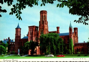 Washington D C The Smithsonian Institute