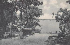 Texas Brownwood Picnic Unit Lake Brownwood State Park Albertype