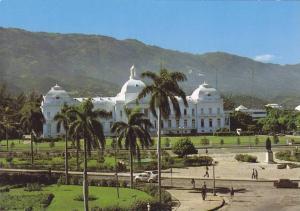HAITI ; 60-80s ; Port-au-Prince: The presidential palace