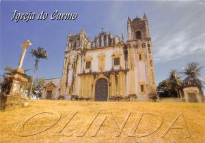 Brasil Olinda, Patrimonio Mundia Igreja do Carmo Church