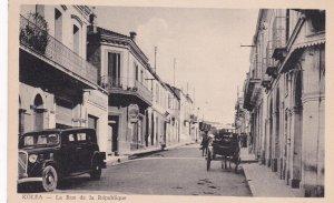 KOLEA , Algeria , Algeria , 00-10s ; La Rue De La Republique