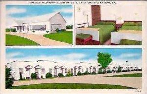 SC Cheraw Chesterfield Motor Court