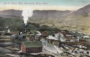 The W. Colusa Mine , Meaderville , Butte , Montana , 00-10s