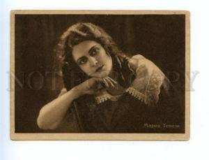 164305 Maria Tadevosyan TENAZI Silent Film MOVIE Actress OLD