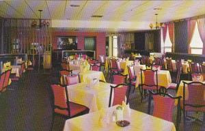 Canada Dining Room Skyline Motel St John's Newfoundland