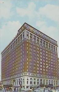 Kentucky Louisville Brown Hotel Louisvilles Finest Fourth And Broadway