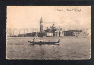 039407 ITALY Venezia - Isola S.Giorgio Vintage PC