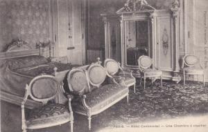Hotel Continental , PARIS, France, 00-10s Une Chambre a coucher