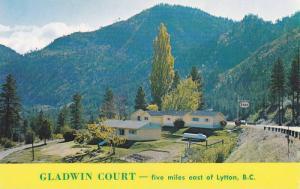 Gladwin Court Motel , LYTTON , B.C. , Canada , 50-60s