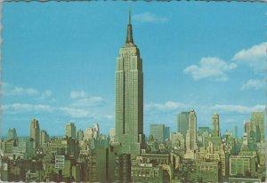 America Postcard - Empire State Building, New York City  RR10517