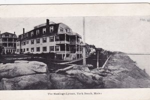 YORK BEACH, Maine, 00-10s; The Hastings-Lyman
