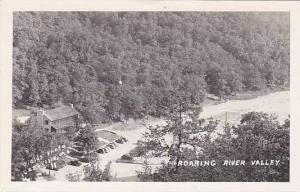 Missouri Roaring River State Park River Valley Real Photo RPPC