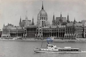 Hungary Budapest Parlament Parliament 1968