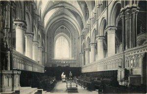 Canterbury cathedral interior John Charlton Photographer Cathedral Studio
