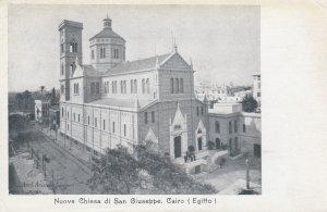 CAIRO , EGYPT , 00-10s ; Nuova Chiesa di San Giuseppe