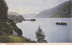 Switzerland Brienzersee bei Iseltwald