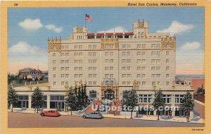 Hotel San Carlos - Monterey, CA