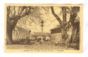 Cross, Pelerinage Da N. D. De SION, Par Praye, Vaudemont (Meurthe-et-Moselle)...
