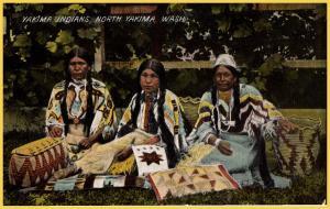 Yakima Indians, North Yakima, Washington -