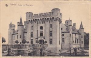 TORHOUT , Belgium , 10-20s ; Kasteel van Wijnendaele